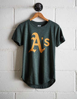 Tailgate Women's Oakland Athletics T-Shirt