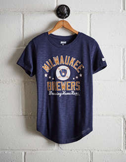 Tailgate Women's Milwaukee Brewers T-Shirt