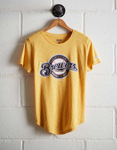 Tailgate Women's Milwaukee Brewers T-Shirt - Free Shipping & Returns