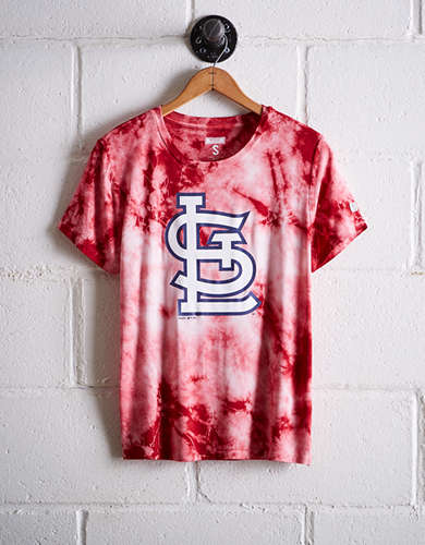 Tailgate Women's Cardinals Tie-Dye T-Shirt - Buy One Get One 50% Off