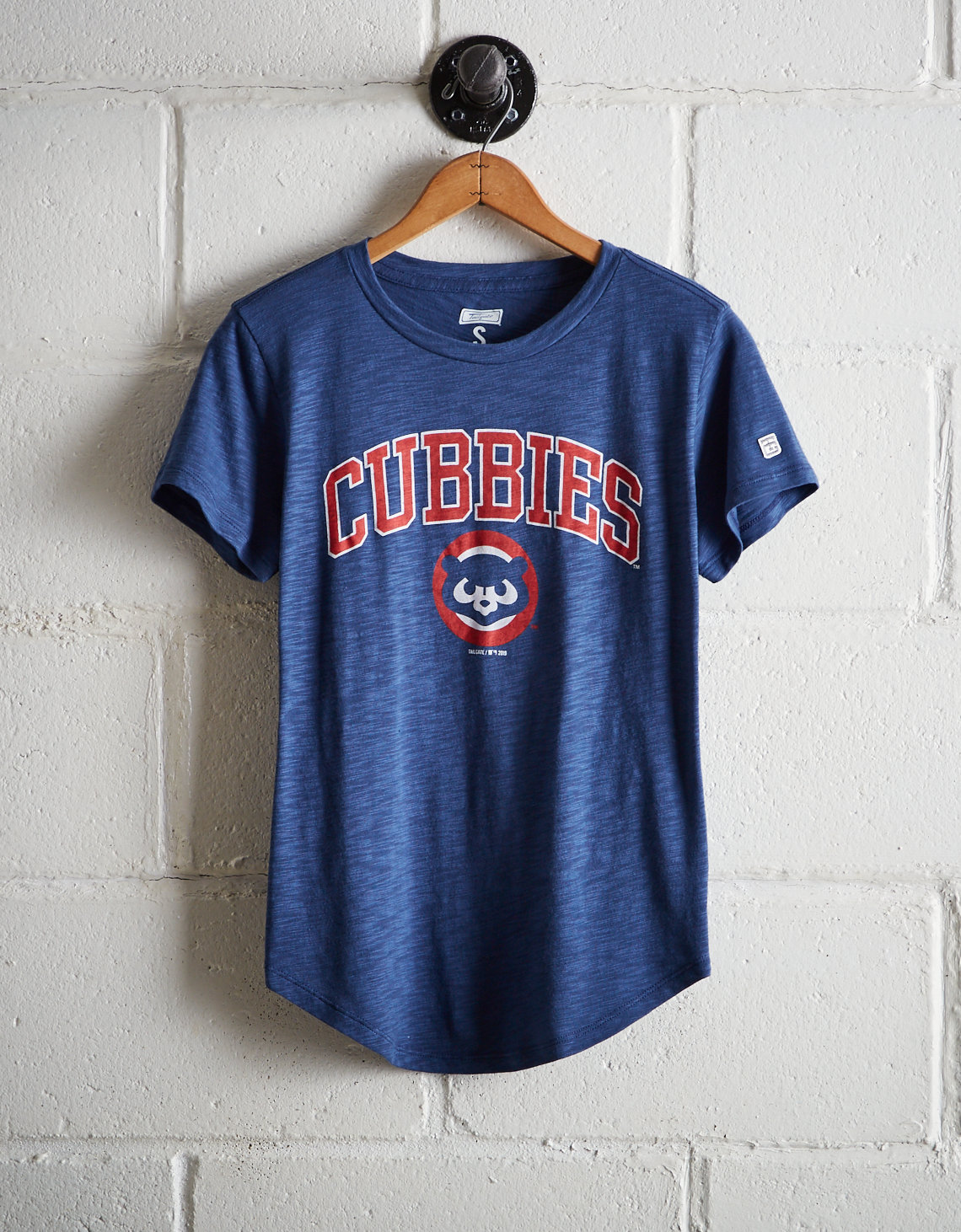 671c8764ec9 Tailgate Women s Chicago Cubbies T-Shirt. Placeholder image. Product Image