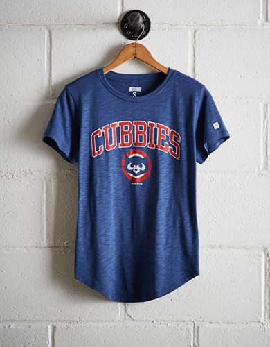 Tailgate Women's Chicago Cubbies T-Shirt - Free Returns