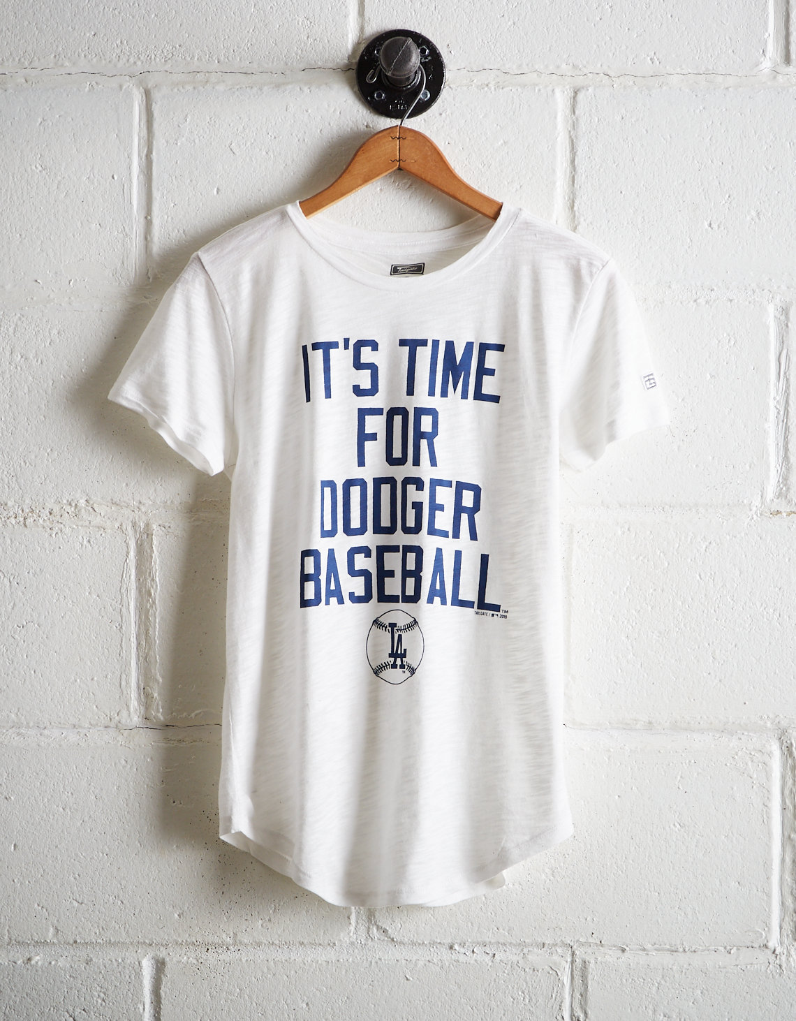 Womens Brooklyn Dodgers Shirt - Nils Stucki Kieferorthopäde