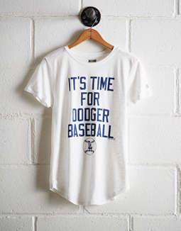 4ba22487 Los Angeles Dodgers Shirts and Apparel   Tailgate Major Leag