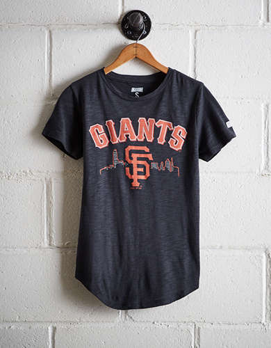 Tailgate Women's San Francisco Giants T-Shirt - Free Returns