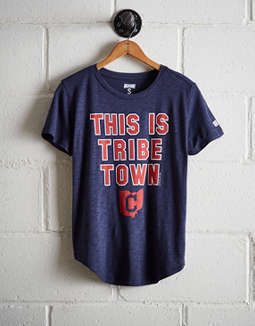 Tailgate Women's Cleveland Tribe Town T-Shirt