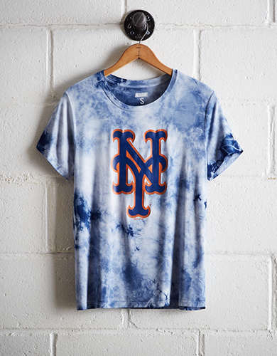 Tailgate Women's NY Mets Tie-Dye T-Shirt - Buy One Get One 50% Off