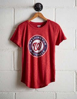 Tailgate Women's Washington Nationals T-Shirt