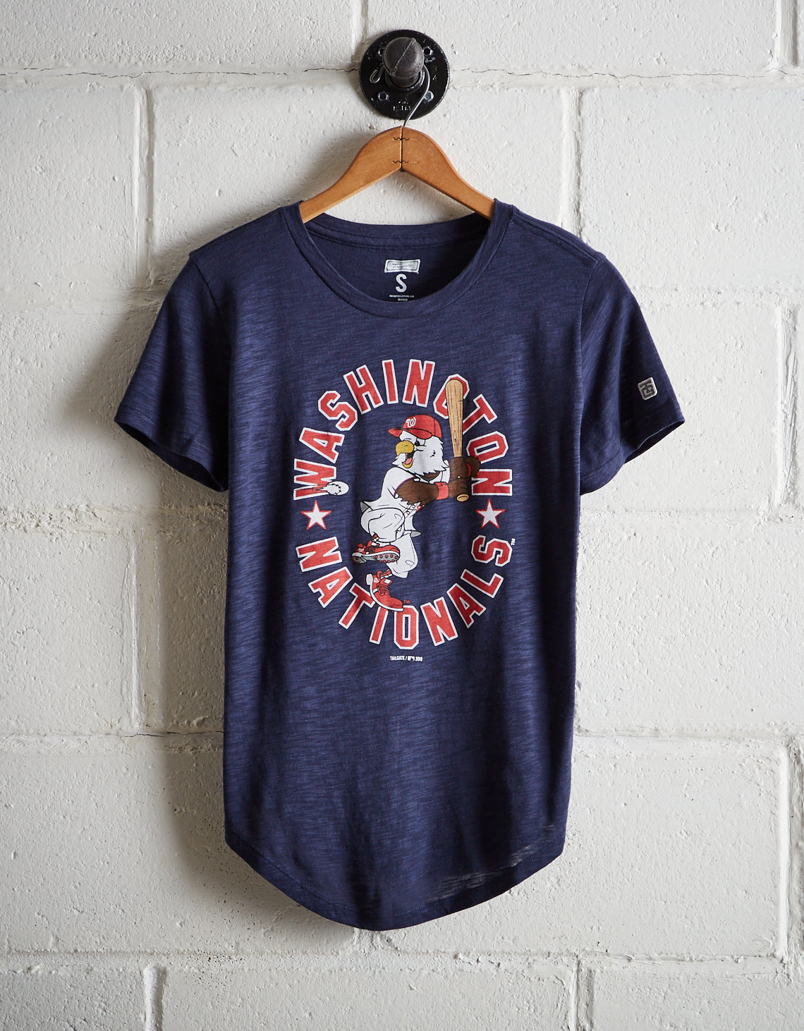 Tailgate Women s Washington Nationals T-Shirt. Placeholder image. Product  Image f6d5ad98b