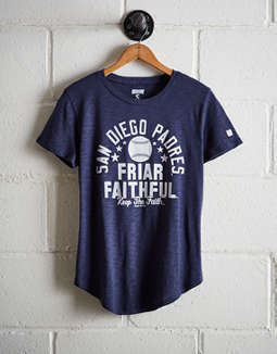 Tailgate Women's San Diego Friar Faithful T-Shirt