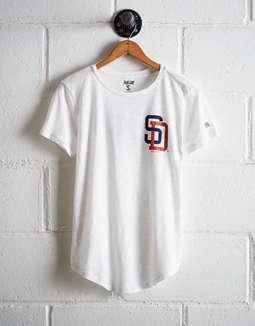 456ac02d placeholder image Tailgate Women's San Diego Padres T-Shirt ...