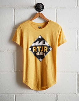 3c8ff83c44 placeholder image Tailgate Women's Pittsburgh Pirates RTJR T-Shirt