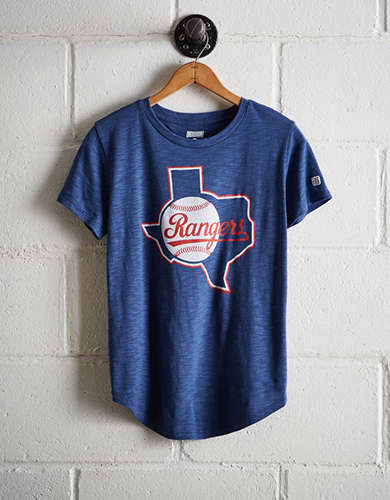 Tailgate Women's Texas Rangers T-Shirt - Free Returns