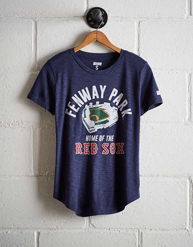 Tailgate Women's Red Sox Fenway Park T-Shirt - Free Returns