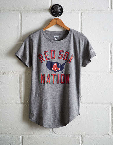 Tailgate Women's Red Sox Nation T-Shirt - Free Returns