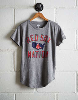 Tailgate Women's Red Sox Nation T-Shirt