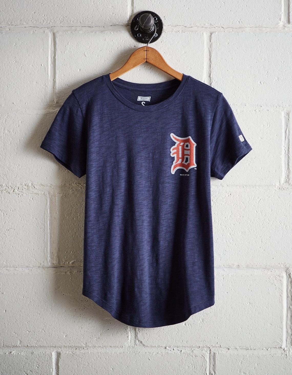 c43ce09b Tailgate Women's Detroit Tigers T-Shirt. Placeholder image. Product Image