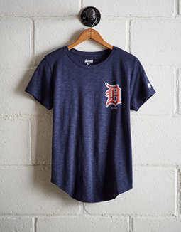 Tailgate Women's Detroit Tigers T-Shirt