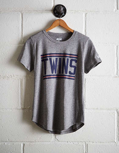 Tailgate Women's Twins Chest Stripe T-Shirt - Buy One Get One 50% Off