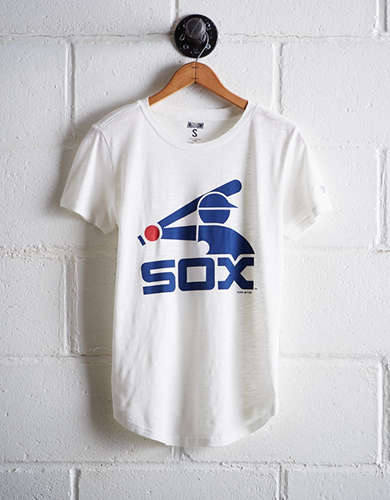 Tailgate Women's Chicago White Sox T-Shirt - Free Returns