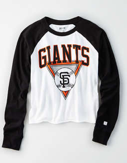 Tailgate Women's San Francisco Giants Baseball Shirt
