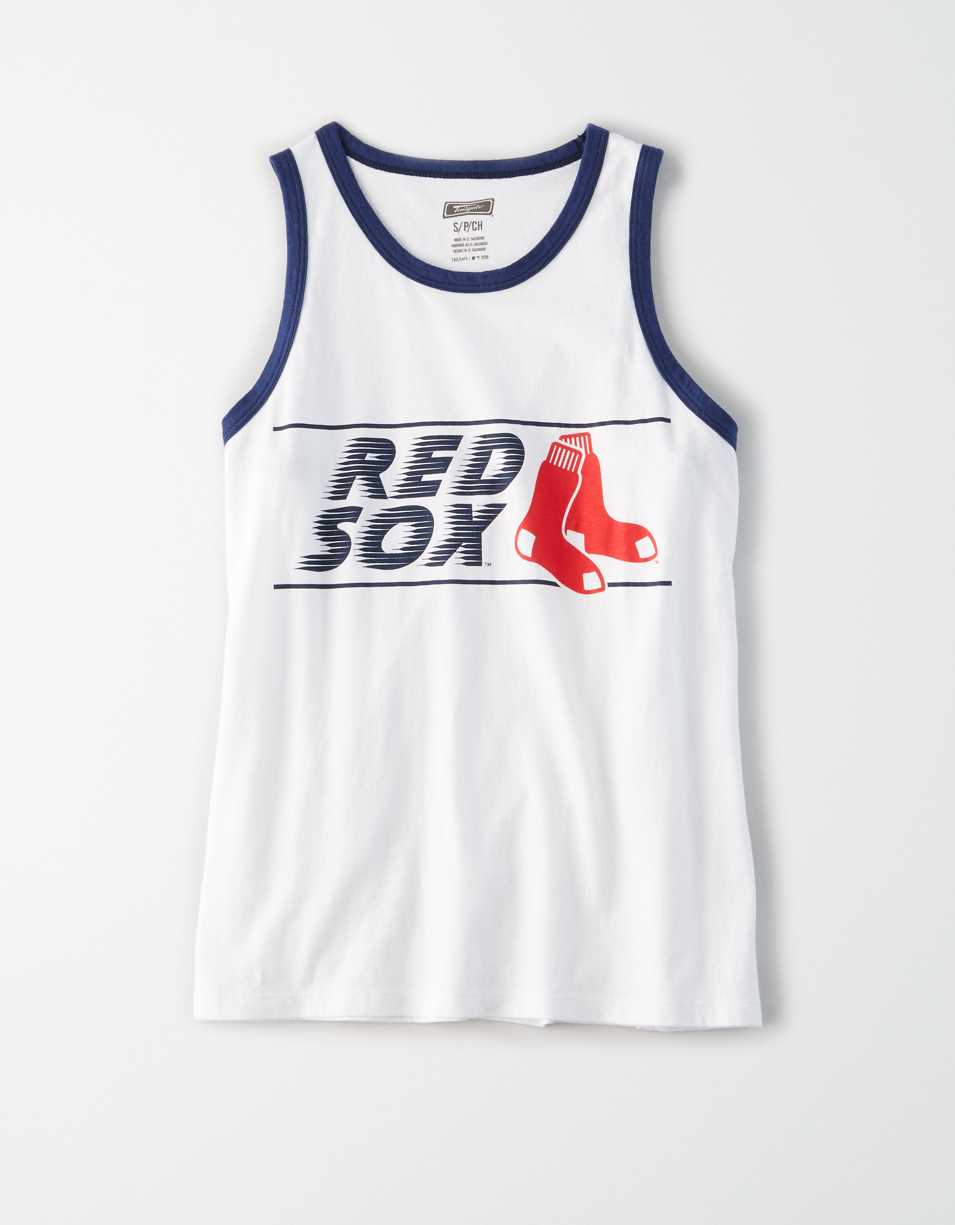 Tailgate Women's Boston Red Sox Tank Top