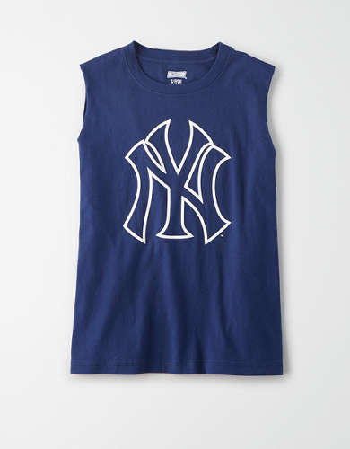 Tailgate Women's New York Yankees Tank Top