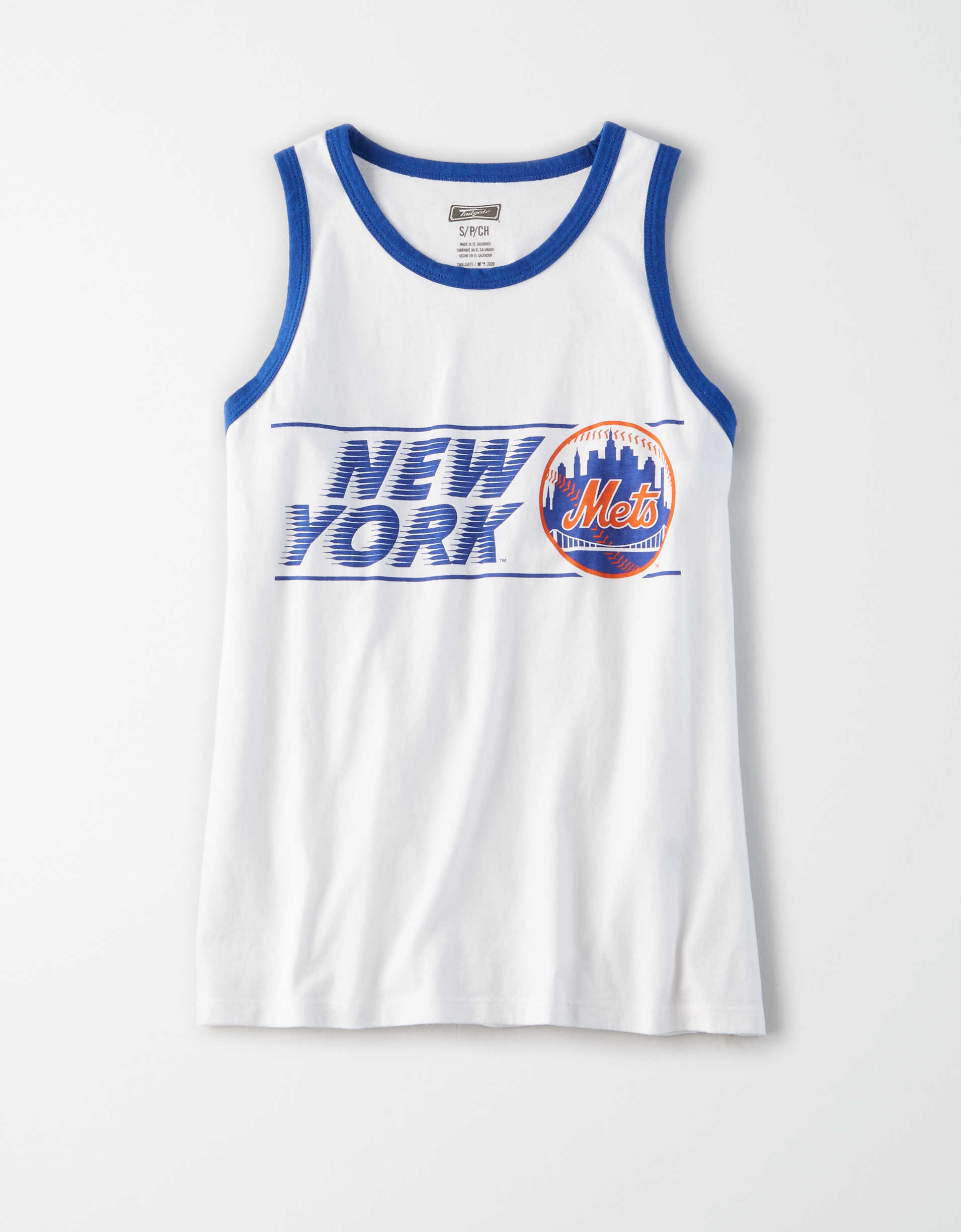 Tailgate Women's New York Mets Tank Top