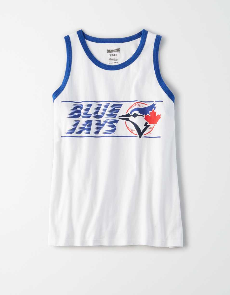 Tailgate Women's Toronto Blue Jays Tank Top
