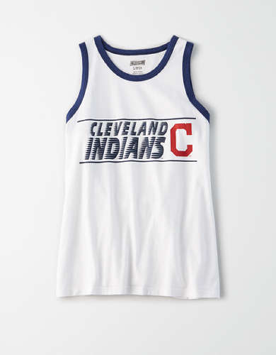 Tailgate Women's Cleveland Indians Tank Top