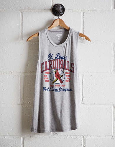 Tailgate Women's St. Louis World Series Tank - Free Returns