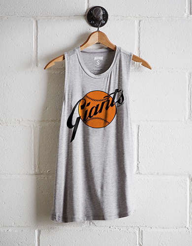 Tailgate Women's San Francisco Giants Tank - Free returns
