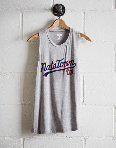 Tailgate Women's Washington NatsTown Tank - Free Shipping + Free Returns