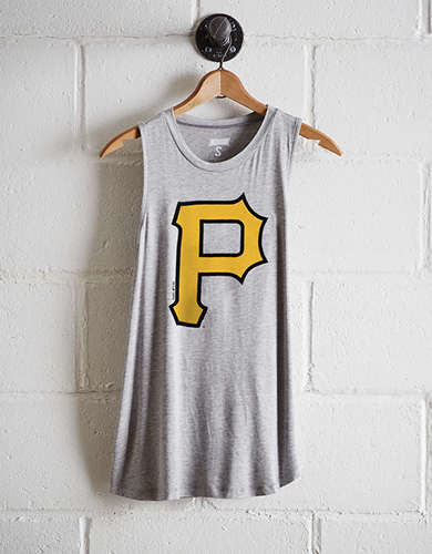 Tailgate Women's Pittsburgh Pirates Tank - Free Returns