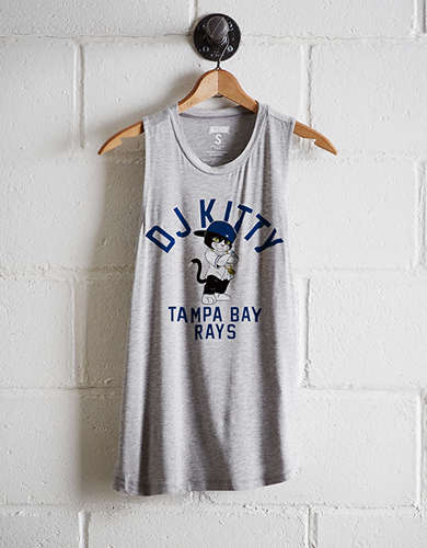 Tailgate Women's Tampa Bay DJ Kitty Tank - Free Returns