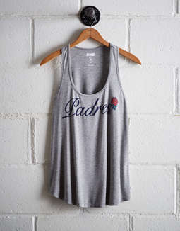 2c73a8fb placeholder image Tailgate Women's San Diego Padres Scoop Neck Tank