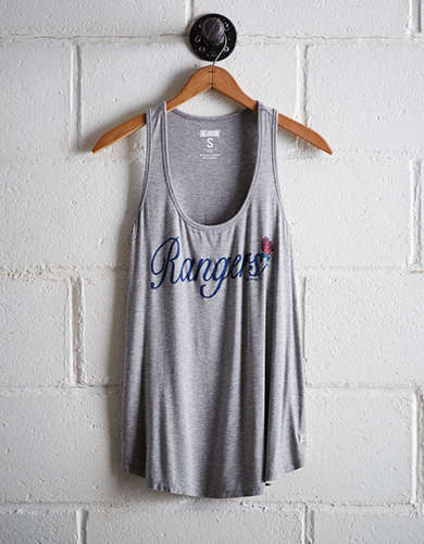 Tailgate Women's Texas Rangers Scoop Neck Tank - Free Shipping + Free Returns