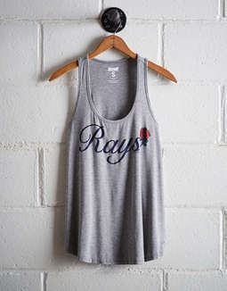 25cfa53b placeholder image Tailgate Women's Tampa Bay Rays Scoop Neck Tank