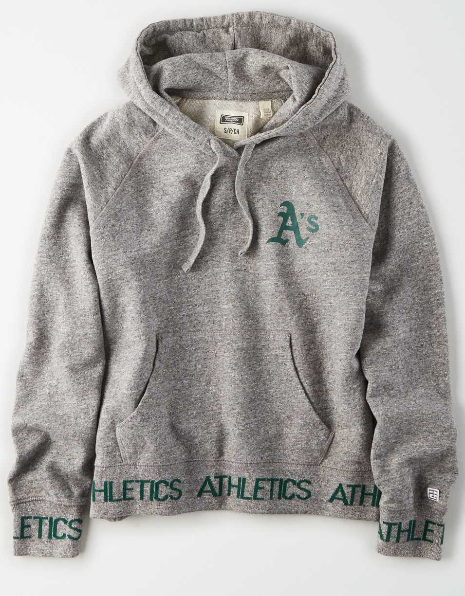 Tailgate Women's Oakland A's Pullover Hoodie