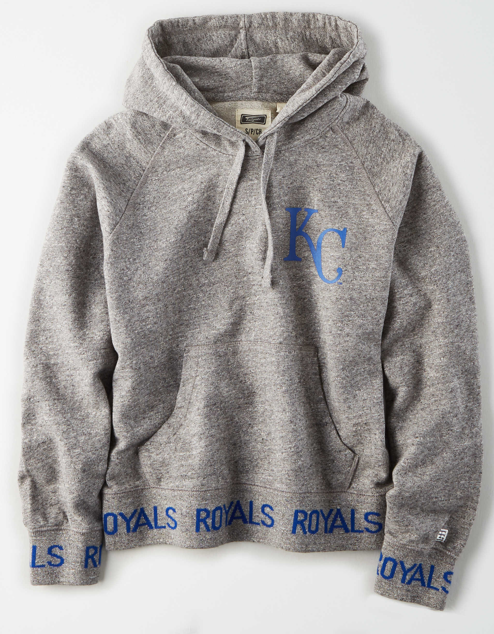 Tailgate Women's Kansas City Royals Pullover Hoodie