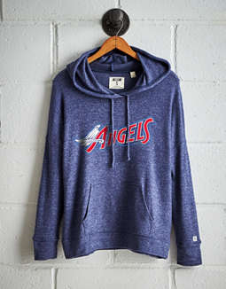 Tailgate Women's Los Angeles Angels Plush Hoodie
