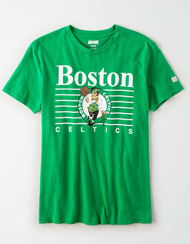 Tailgate Women's Boston Celtics Graphic T-Shirt