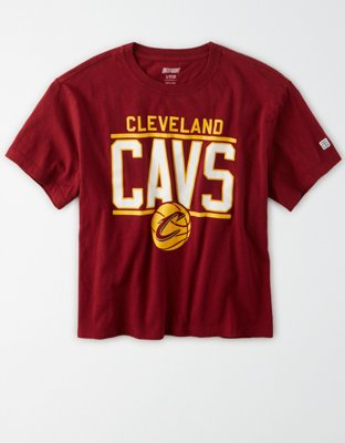 Cleveland Cavaliers Cropped T-Shirt