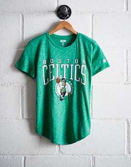 Tailgate Women's Boston Celtics Graphic Tee