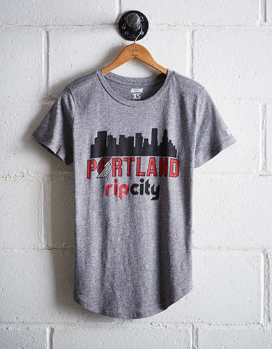 Tailgate Women's Portland Trailblazers Graphic Tee - Buy One Get One 50% Off