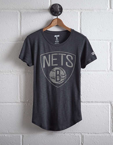 Tailgate Women's Brooklyn Nets T-Shirt - Free returns