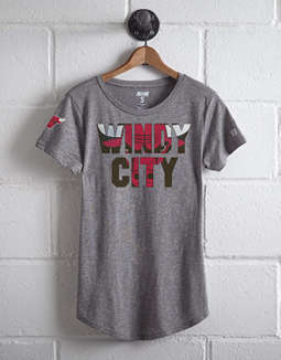 Tailgate Women's Windy City T-Shirt