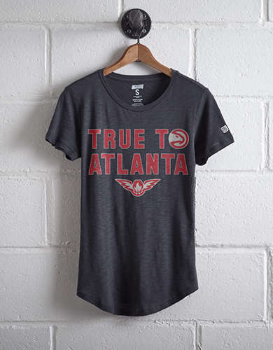 Tailgate Women's True To Atlanta T-Shirt - Free shipping & returns with purchase of NBA item