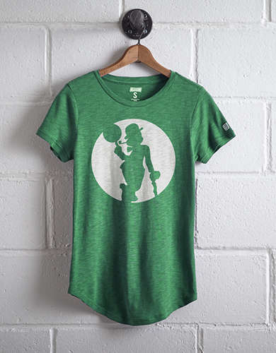 Tailgate Women's Boston Celtics T-Shirt - Free Returns