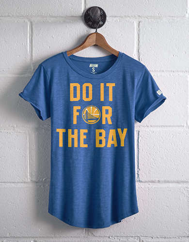 Tailgate Women's Golden State T-Shirt - Free returns